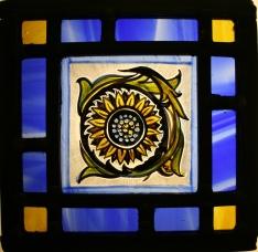 Panel 25- Large Petal Sunflower *SOLD*