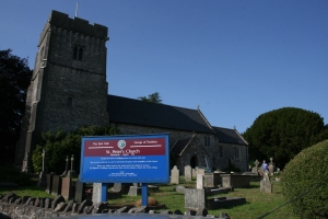 St Peter's Church, Peterston-super-ely, Nr Cardiff