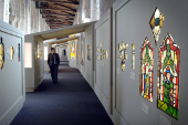 Ely Stained Glass Museum. Image copyright ESGM