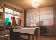 Studio full of Cumbria window