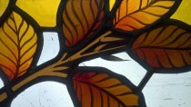 Detail of 'Copper Beech' Internal Screen
